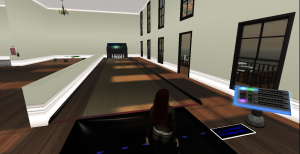 A fully working Bowling Alley with various table games including pool.