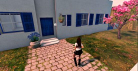 My first home in IW - Paros