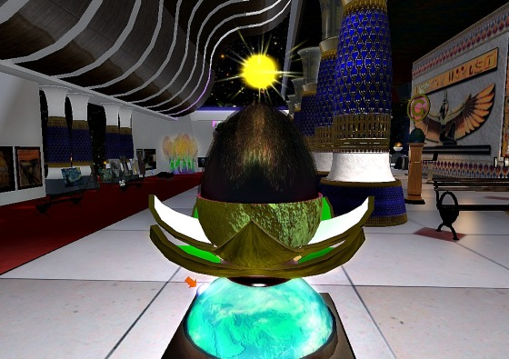 Thoth Blog Egg