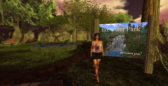 InWorldz Blog June Brewster Park