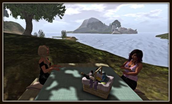 Inworldz Blog June Calnia and Moon