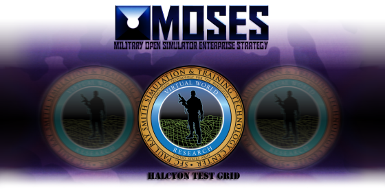 MOSES Halcyon Test Grid